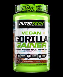 Gorilla Gainer 1kg | Plant-Based Weight Gain