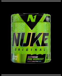 NUKE ORIGINAL 240g - Pre-Workout