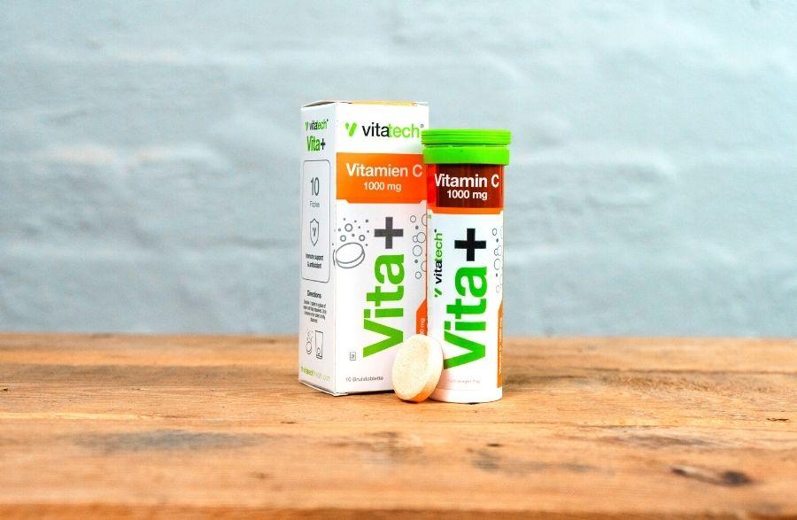 Vitatech Vita+ Effervescent